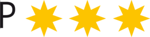 Drei Sterne