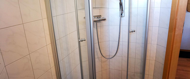 Duschbad Doppelzimmer Waxenstein